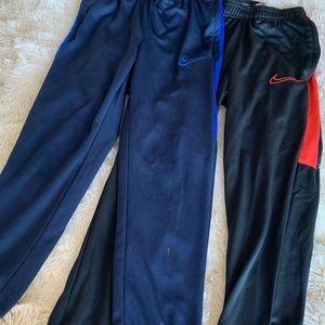 Nike Dri-Fit Boys Track Pants Size S (8)